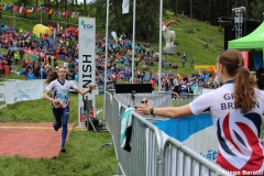 Change leg 1 Women, JWOC2016 relay (7)