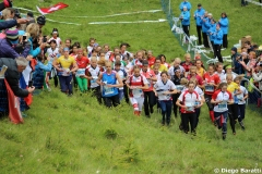 Massenstart Frauen, JWOC2016 relay (17)
