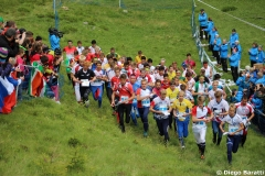 Massenstart Herren, JWOC2016 relay (14)