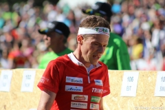 Daniel Hubmann, WOC2016, relay, 2nd (5)