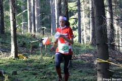 Judith Wyder, WOC2016 relay, 4th (3)