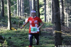 Judith Wyder, WOC2016 relay, 4th (4)