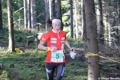 Judith Wyder, WOC2016 relay, 4th (5)