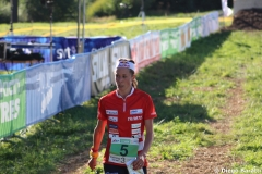 Judith Wyder, WOC2016 relay, 4th (7)