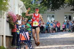 Florian Howald, WOC2016, sprint relay, 2nd