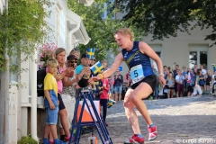 Helena Jansson, SWE, WOC2016, sprint relay, 2nd