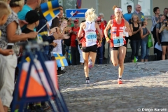 Judith Wyder, WOC2016, sprint relay, 2nd (2)