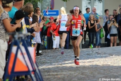 Judith Wyder, WOC2016, sprint relay, 2nd (3)
