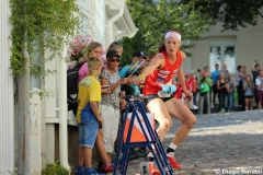 Judith Wyder, WOC2016, sprint relay, 2nd (5)