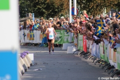Maja Alm, DEN, WOC2016, sprint relay, 1st (3)