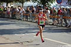 Martin Hubmann, WOC2016, sprint relay, 2nd (1)