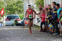 Martin Hubmann, WOC2016, sprint relay, 2nd (2)