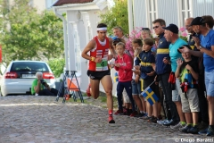 Martin Hubmann, WOC2016, sprint relay, 2nd (3)