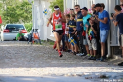 Martin Hubmann, WOC2016, sprint relay, 2nd (4)