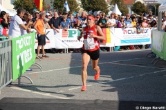 Rahel Friedrich, WOC2016, sprint relay, 2nd (2)