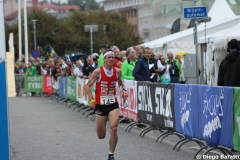 Daniel Hubmann, WOC2016 sprint, 3th place (3)