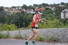 Daniel Hubmann, WOC2016 sprint, 3th place