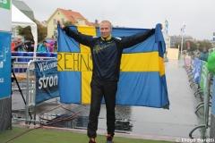 Jeker Lyskell (SWE), WOC2016 sprint, 1st place