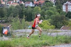 Judith Wyder, WOC2016 sprint, 2nd place (2)