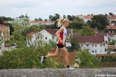 Maja Alm (DEN), WOC2016 sprint, 1st place (2)