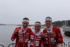 Swiss medals, WOC2016 sprint