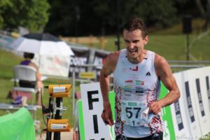 Andris Jubelis(LAT), WOC 2018  relay, Diego Baratti  (2)