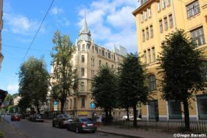 Buildings Art Nouveau,  8.08.18, Riga, Diego Baratt (4)