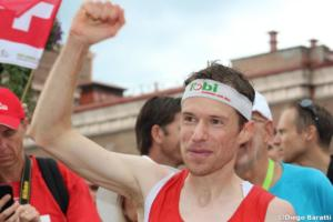 Daniel Hubmann (SUI), WOC2018 Sprint Final
