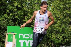 Edgars Bertuks (LAT), WOC2018, relay, Diego Baratti
