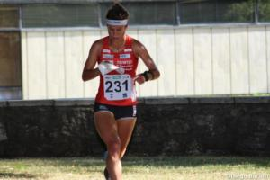 Elena Roos (SUI), WOC2018 Sprint Quali