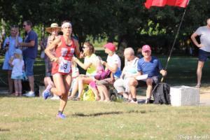 Elena Roos (SUI), WOC 2018 sprint relay, Diego Baratti