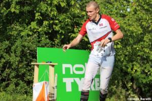 Eskil Kinneberg (NOR), WOC2018, relay, Diego Baratti (2)