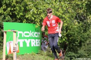 Florian Howald(SUI), WOC 2018  relay, Diego Baratti  (3)