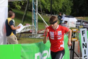 Florian Howald(SUI), WOC 2018  relay, Diego Baratti  (7)