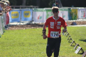 Florian Howald (SUI), WOC2018, middle