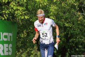Frederic Tranchand (FRA), WOC2018, relay, Diego Baratti