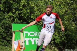 Hallan Steiwer Gaute (NOR), WOC2018, relay, Diego Baratti (1)