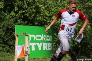 Hallan Steiwer Gaute (NOR), WOC2018, relay, Diego Baratti (2)