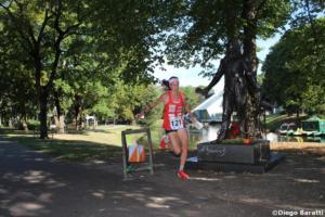 Judith Wyder (SUI), WOC2018 Sprint Quali