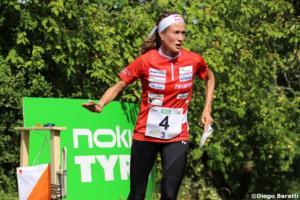 Judith Wyder (SUI), WOC 2018  relay, Diego Baratti