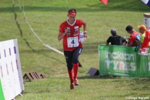 Julia Jakob (SUI), WOC 2018  relay, Diego Baratti  (6)