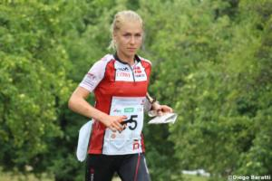 Maja Alm(DEN),  Long ,WOC 2018