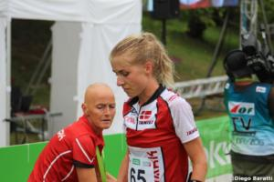 Maja Alm(DEN),  Long ,WOC 2018  (7)