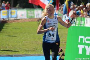 Marika Teini (FIN), Karolin Ohlsson (1)
