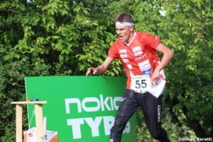 Matthias Kyburz(SUI), WOC 2018  relay, Diego Baratti   (2)