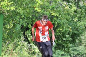 Matthias Kyburz(SUI), WOC 2018  relay, Diego Baratti   (3)