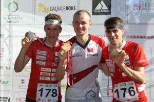 Middle Men Podium