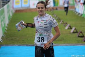 Sandra Grosberga (LAT), WOC2018, middle, Diego Baratti (3)