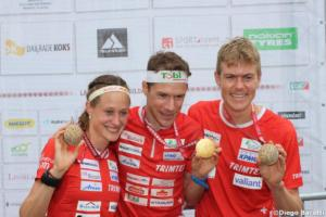 Swiss Medals, WOC2018 Sprint Final