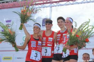 Swiss Team, WOC2018 sprint relay, Diego Baratti